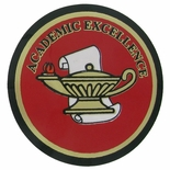 ACADEMIC EXCELLENCE, 2 INCH MYLAR INSERT