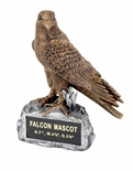 FALCON MASCOT TROPHY WITHOUT PLATE