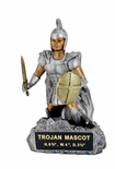 TROJAN/SPARTAN MASCOT TROPHY WITHOUT PLATE