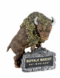 BUFFALO MASCOT TROPHY WITHOUT PLATE