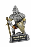 KNIGHT MASCOT TROPHY WITHOUT PLATE