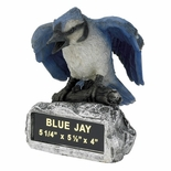 BLUE JAY MASCOT TROPHY WITHOUT PLATE