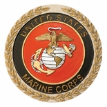UNITED STATES MARINE CORPS, PLAQUE MOUNT