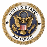 UNITED STATES AIR FORCE, PLAQUE MOUNT