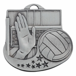 VOLLEYBALL MEDAL- MULTIPLE COLORS