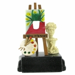 FINE ARTS AWARD TROPHY WITHOUT PLATE