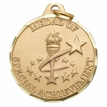 MEDAL OF SPECIAL ACHIEVEMENT, GOLD