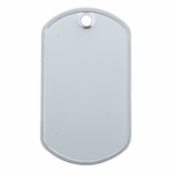 STAINLESS STEEL DOG TAG