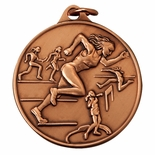 FEMALE TRACK GENERAL MEDAL