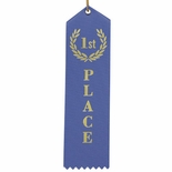 5TH PLACE GREEN SATIN RIBBON