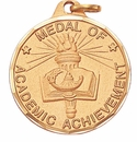 E-Series, 1-1/4 Inch Academic Medals