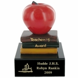 TEACHER'S AWARD SCHOLASTIC TROPHY, 4-1/2 INCH