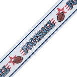 7/8X32 FOOTBALL NECK RIBBON