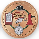 COACH GENERAL, 2 INCH LITHO INSERT