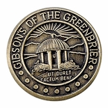 GIBSON'S OF THE GREENBRIER PIN