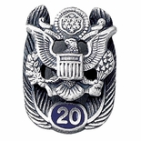U.S. GOVERNMENT YEARS OF SERVICE PIN