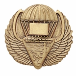 PARACHUTE WITH WINGS PIN
