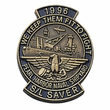 PEARL HARBOR NAVAL SHIPYARD PIN