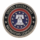 UNITED STATES ARMY RECRUITING PIN