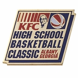 KFC HIGH SCHOOL BASKETBALL CLASSIC PIN