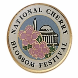 NATIONAL CHERRY BLOSSOM FESTIVAL PIN