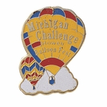 MICHIGAN CHALLENGE AIR BALLOON FEST PIN