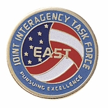 JOINT INTERAGENCY TASK FORCE PIN