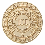 THE COCA-COLA COMPANY PIN