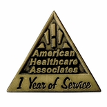 AMERICAN HEALTHCARE ASSOCIATES PIN