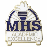 MHS ACADEMIC EXCELLENCE PIN