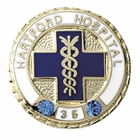 HARTFORD HOSPITAL YEARS OF SERVICE PIN