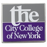 THE CITY COLLEGE OF NEW YORK PIN