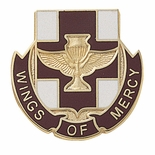 WINGS OF MERCY INSIGNIA