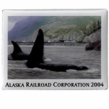 ALASKA RAILROAD CORPORATION 2004 PIN