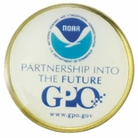 NOAR PARTNERSHIP INTO THE FUTURE PIN