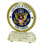 Cast Stone Military Trophies