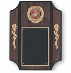 Award Plaques Holding 2 Inch Military Inserts