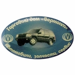 UTILITY VEHICLE PIN