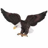 RESIN EAGLE PLAQUE MOUNT, 8-1/2