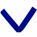 NECK RIBBON, BLUE