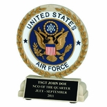 5-1/2 INCH U.S. AIR FORCE RESIN TROPHY
