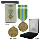 1-3/8 INCH ARMED FORCES SERVICE MILITARY MEDAL