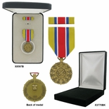 1-1/4 INCH ARMY RESERVE COMPONENTS ACHIEVEMENT MILITARY MEDAL