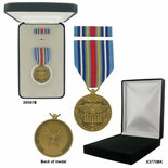 1-3/8 INCH GLOBAL WAR ON TERRORISM EXPEDITIONARY MILITARY MEDAL