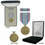 1-1/4 INCH AIR FORCE GOOD CONDUCT MILITARY MEDAL