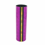 1-3/4 INCH ROUND PLASTIC MOONBEAM SERIES TROPHY COLUMN, FUCHSIA
