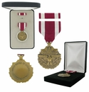 Institute of Heraldry Military Approved Medals and Ribbons Certified Under Hallmark C-31