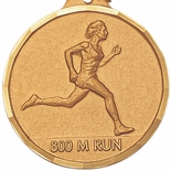 TRACK 800 METER RUN FEMALE - MULTIPLE COLORS