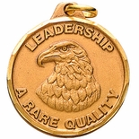 1-1/4 INCH LEADERSHIP A RARE QUALITY - MULTIPLE COLORS
