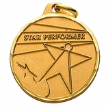 1-1/4 INCH STAR PERFORMER - MULTIPLE COLORS